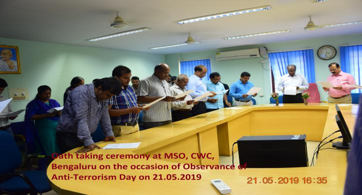 mso meeting held on 21/05/2019