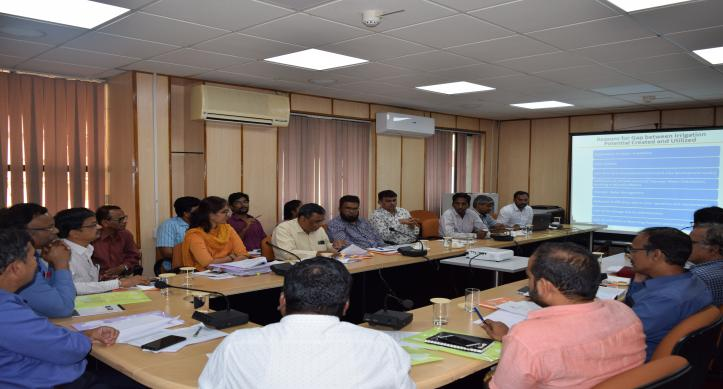 Sub Group meeting on UIP, IPC and IPU for Telangana State
